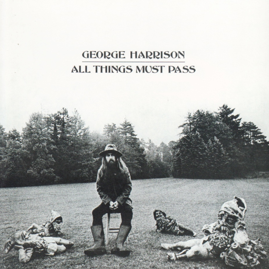 All things must pass (1970) by George Harrison