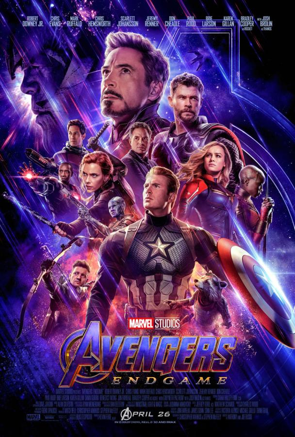 The Avengers: Endgame (2019) Only read if you saw the film.