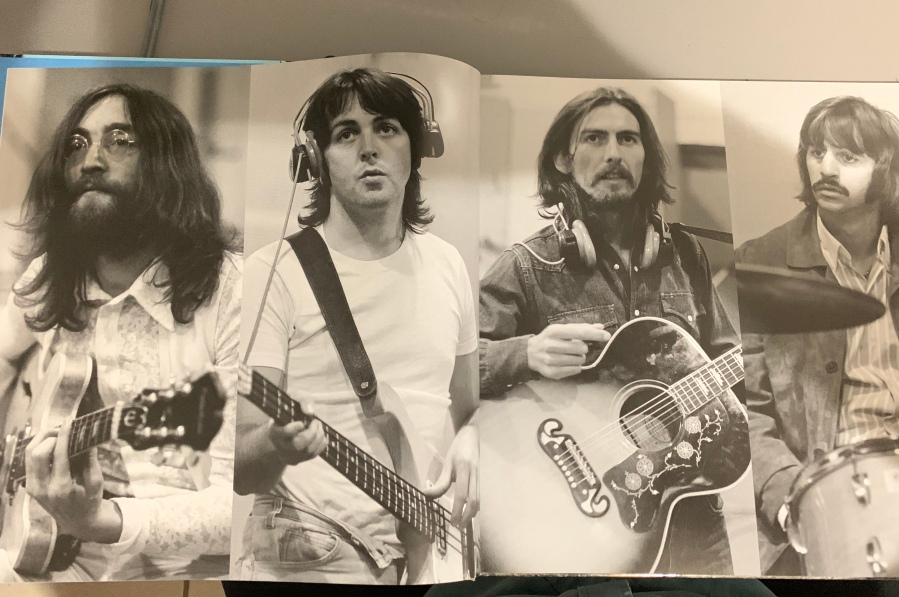 The Beatles Abbey Road 50th AnniversaryEdition