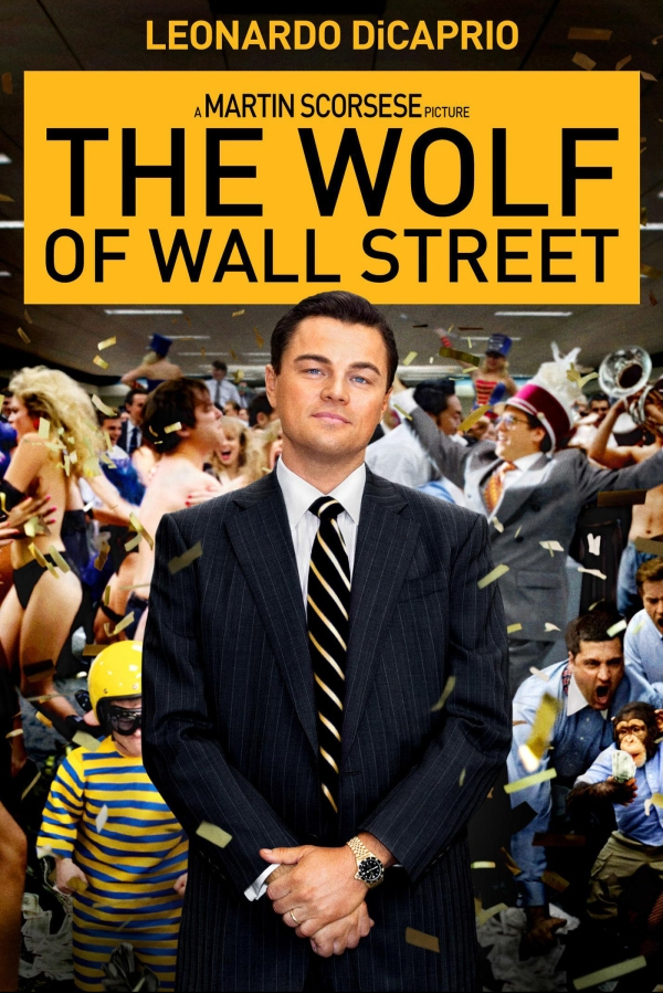 The Wolf of Wall Street(2013)