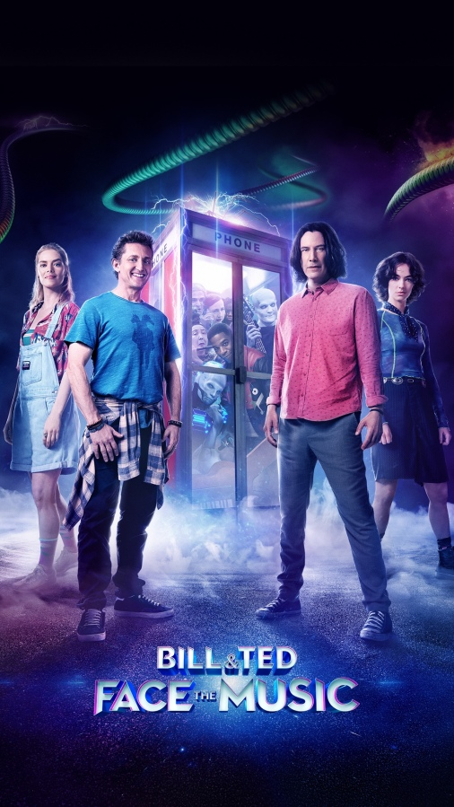 Video Blog: Bill and Ted Face themusic