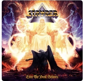 "Stryper ""Even the devil believes"" (2020)"