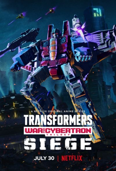 Transformers War for Cybertron (2020)