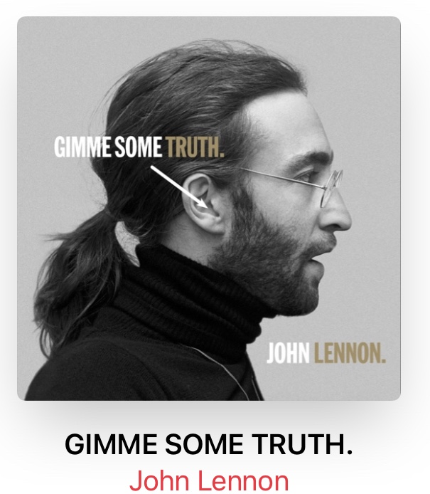 John Lennon: Gimme some truth (2020)