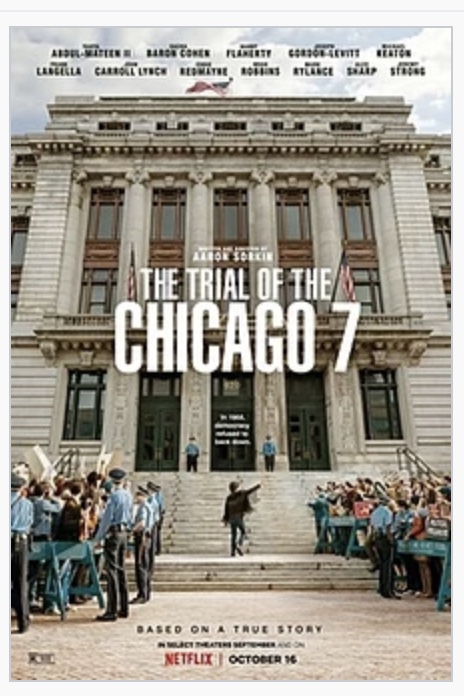 The trial of the Chicago 7(2020)