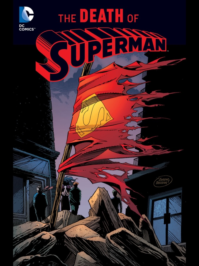 The Death of Superman (1992)