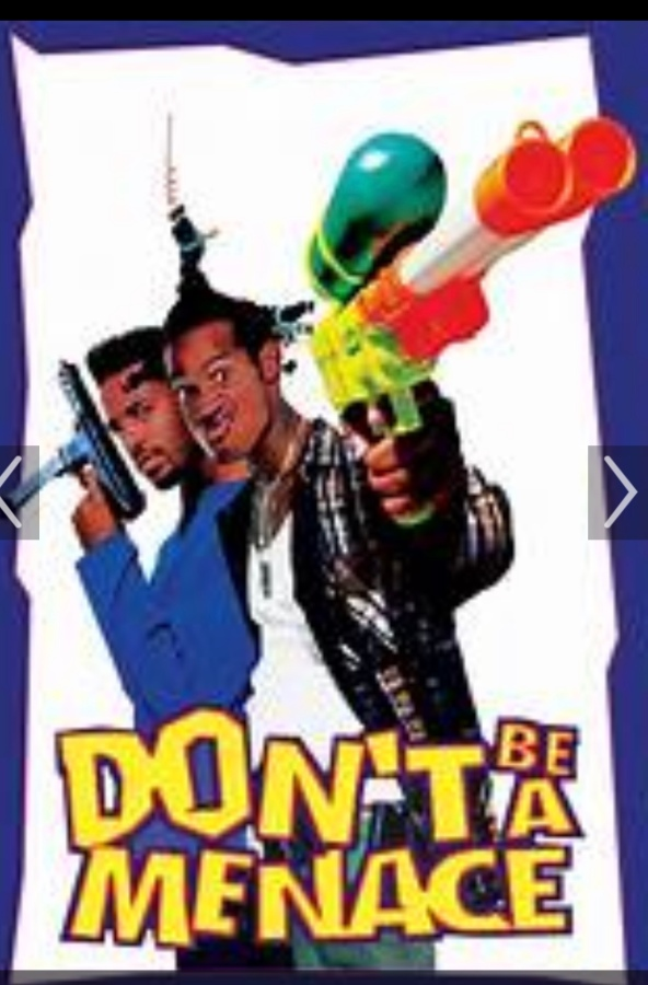 Don't be a menace to South Central..(1996)