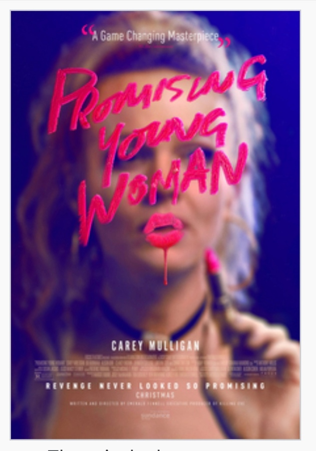 Promising young woman(2020)