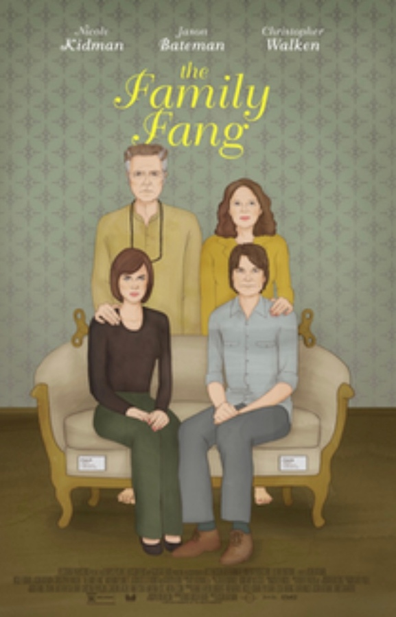 The Family Fang(2015)