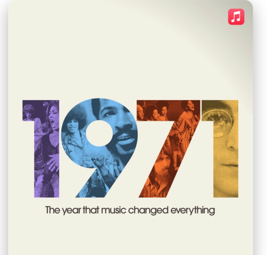 1971: The year music changed everything(2021)