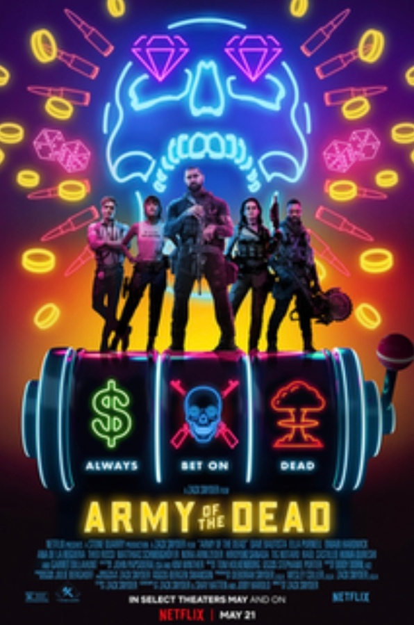 Army of the dead(2021)