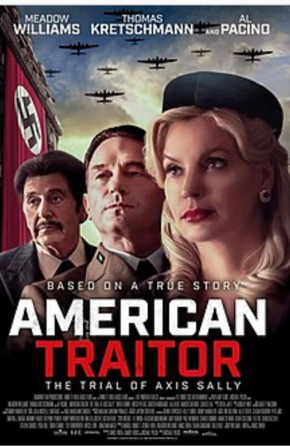 American Traitor: The trial of Axis Sally(2021)