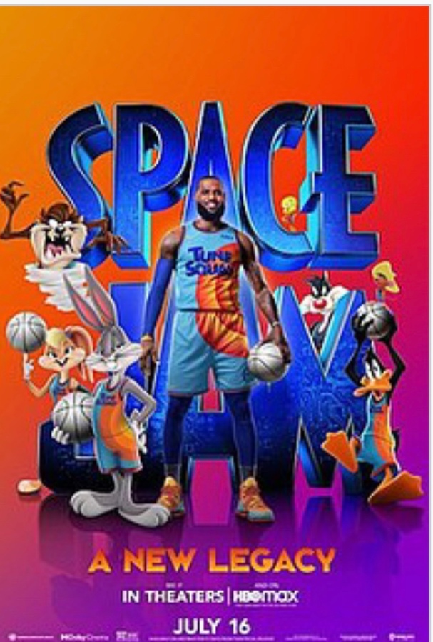 Space Jam A new legacy(2021)