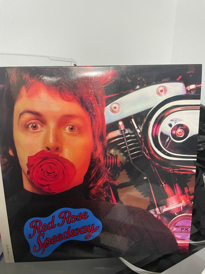 Paul McCartney and Wings Red Rose Speedway(1971)
