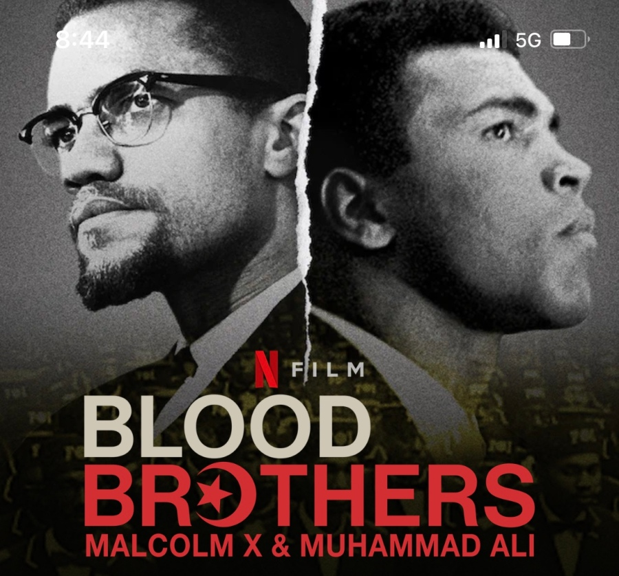 Muhammad Ali and Malcolm X: Blood Brothers(2021)