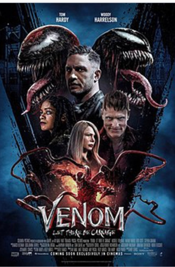 Venom 2: Let there be Carnage(2021)